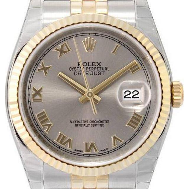 Rolex Datejust Two Tone (116233/3)
