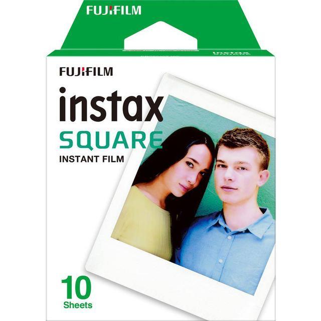 Fujifilm Instax Square Film White 10 pack