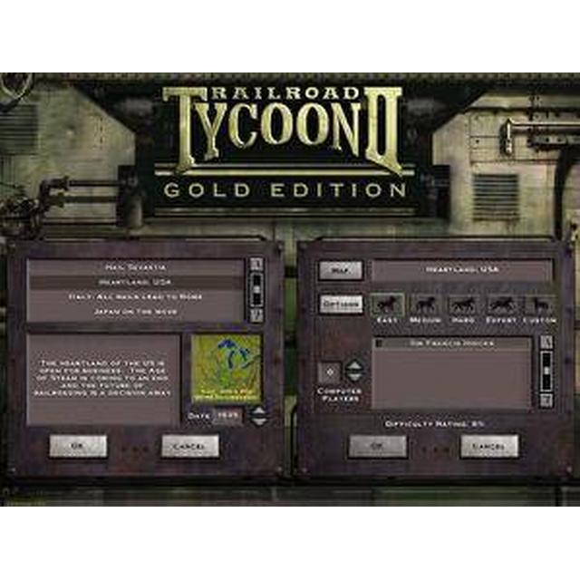 Railroad Tycoon 2 : Gold