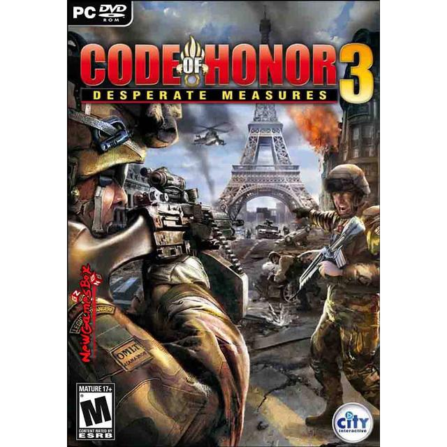 Code of Honor 3: Desperate Measures