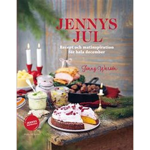 SIGNERAD Jennys jul (Inbunden)