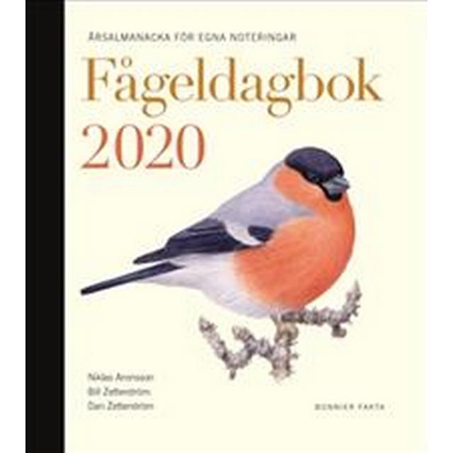 Fågeldagbok 2020 (Inbunden)