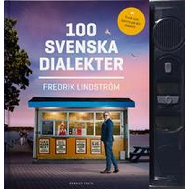 100 svenska dialekter (Inbunden)