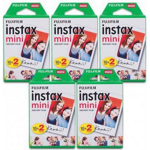 Fujifilm Instax Mini Film 5x20 pack
