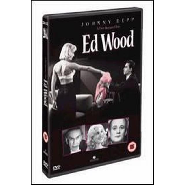 Ed Wood (DVD) (Wide Screen)