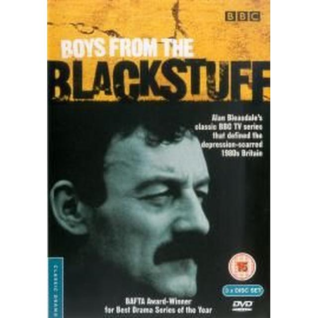 Boys from the Blackstuff (3-disc)