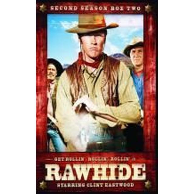 Rawhide Säsong 2 Box 2 (DVD)