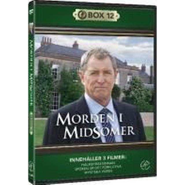 Morden I Midsomer Box 12 - Ep 34-36 (DVD)