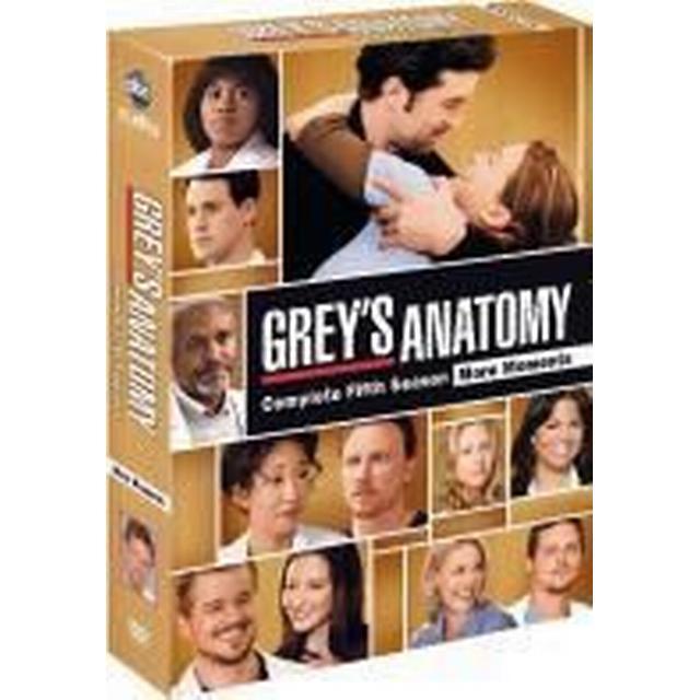 Grey's Anatomy Säsong 5 (DVD)