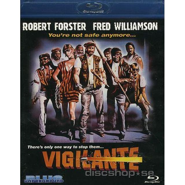 Vigilante (Blu-ray)