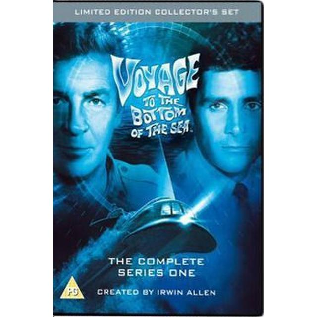 Voyage to the bottom of the sea - Series 1 (9-disc)