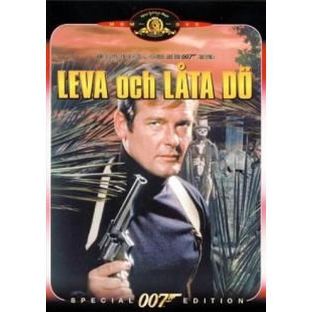 Leva och låta dö (DVD)