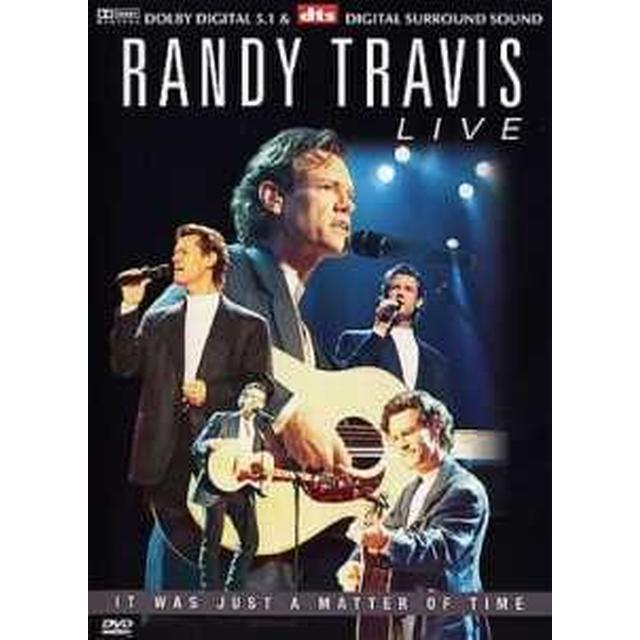 Live It Was Just A Matter Of Time (DVD)