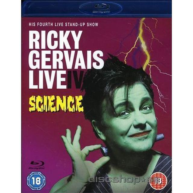 Ricky Gervais Live 4 - Science (Blu-ray)