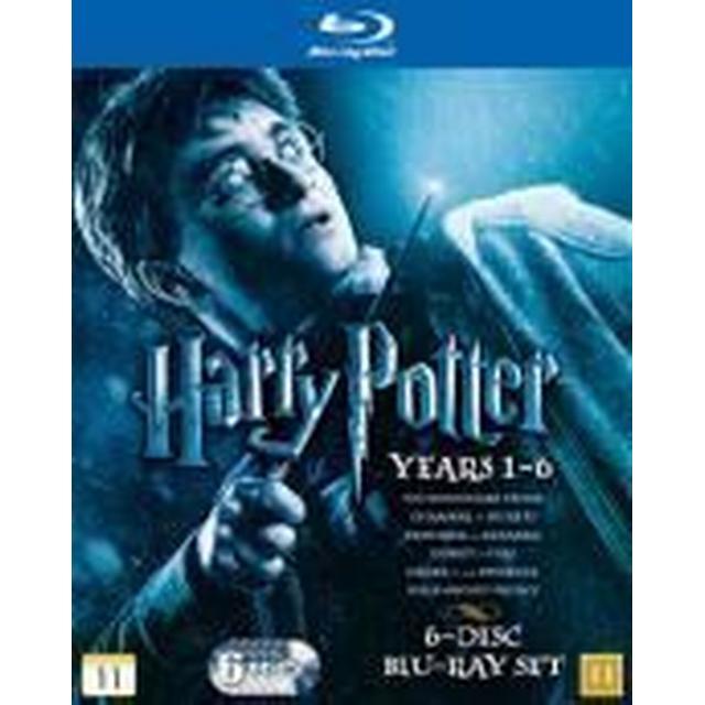 Harry Potter 1-6 Box (Blu-Ray)