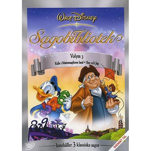 DISNEY - DISNEYS SAGOBIBLIOTEK V 3