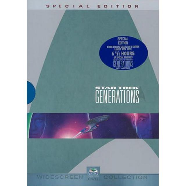 STAR TREK *7* - GENERATIONS *SPEC ED*