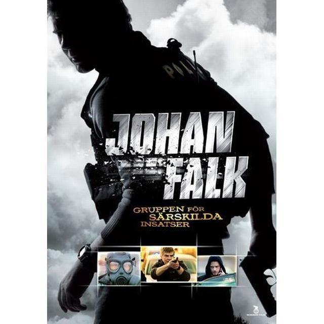 Johan Falk: Gruppen för särskilda insatser (DVD)