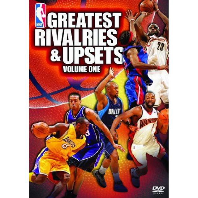 NBA Greatest Rivalries + Upsets Vol 1 (DVD)