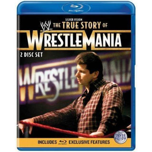 WWE - True story of Wrestlemania (Blu-ray)