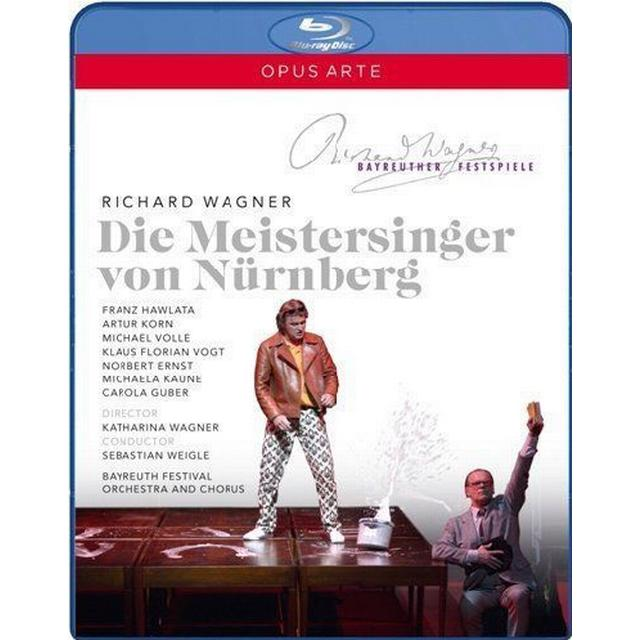 Die Meistersinger Von Nurnberg (Blu (Blu-Ray)
