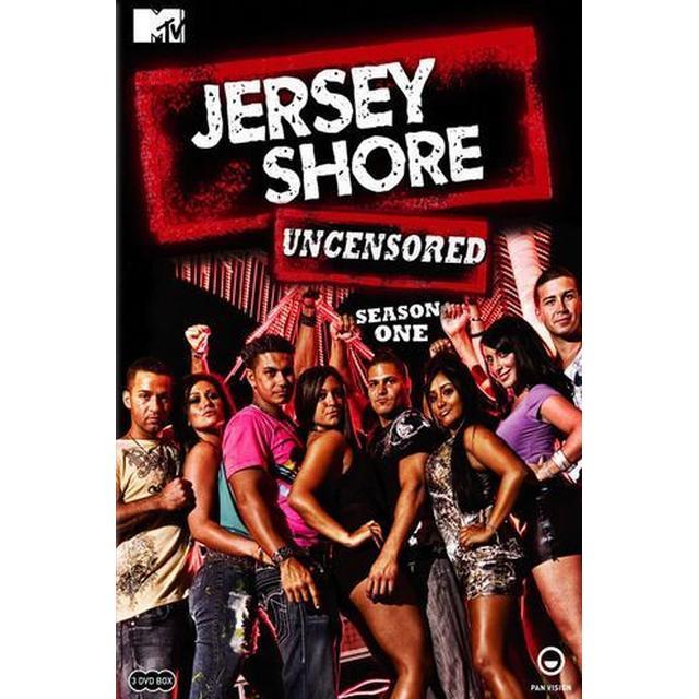 Jersey Shore Säsong 1 (DVD)