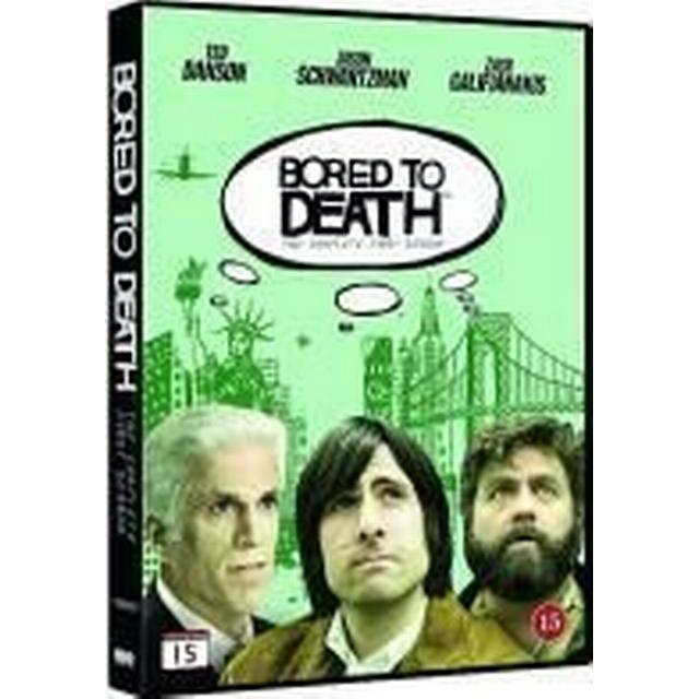 Bored To Death Säsong 1 (DVD)