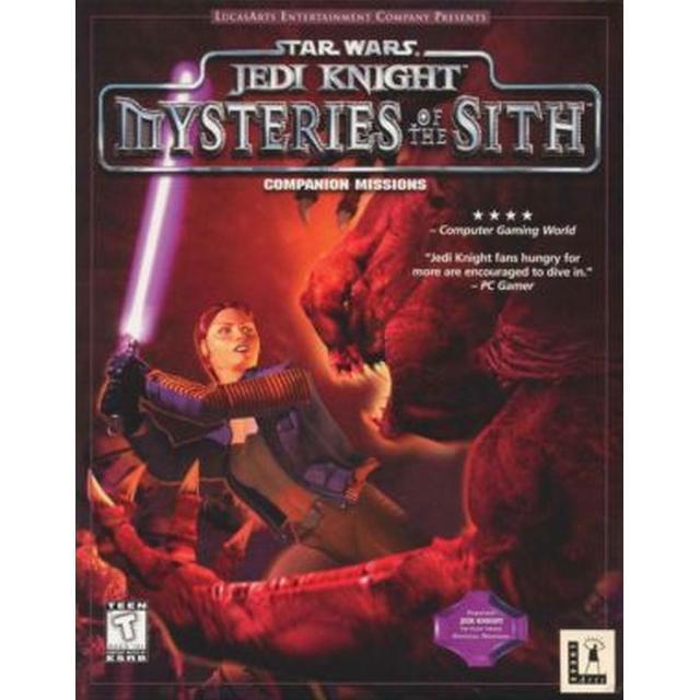 Jedi Knight Mystery Of The Syth