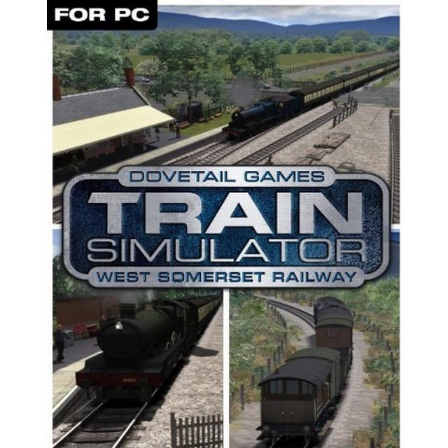 Train Simulator: West Somerset Railway route