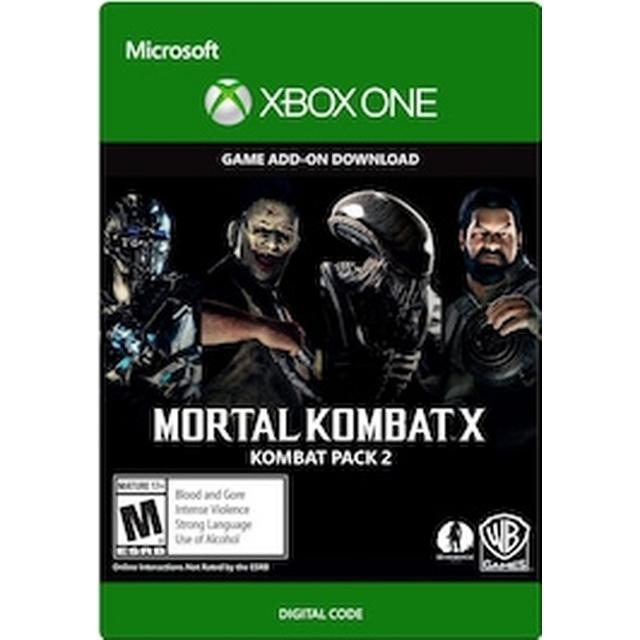 Mortal Kombat X: Kombat Pack 2