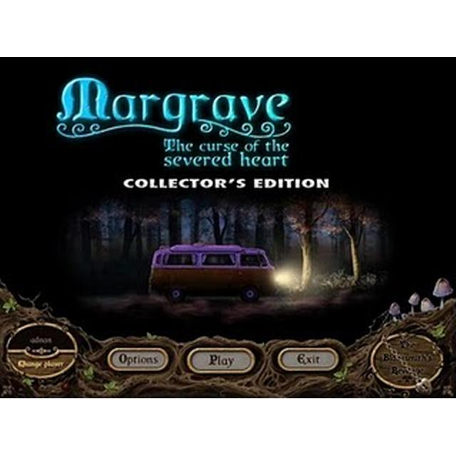 Margrave: The Curse of the Severed Heart - Collector's Edition