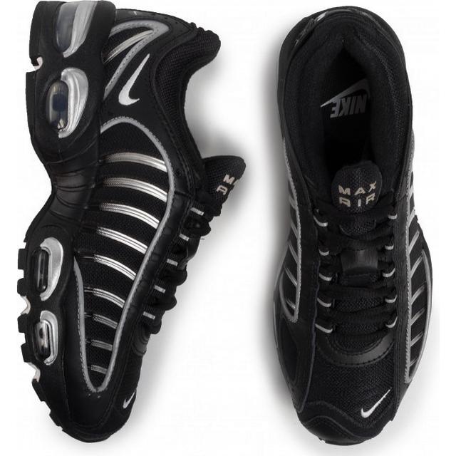 Nike Air Max Tailwind IV W BlackWhiteMetallic Silver