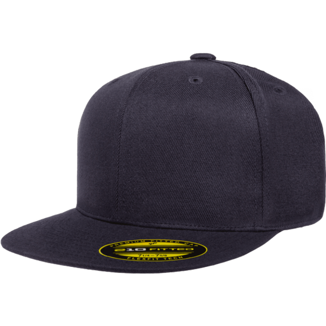 Flexfit 210 Premium Fitted Cap - Dark Navy