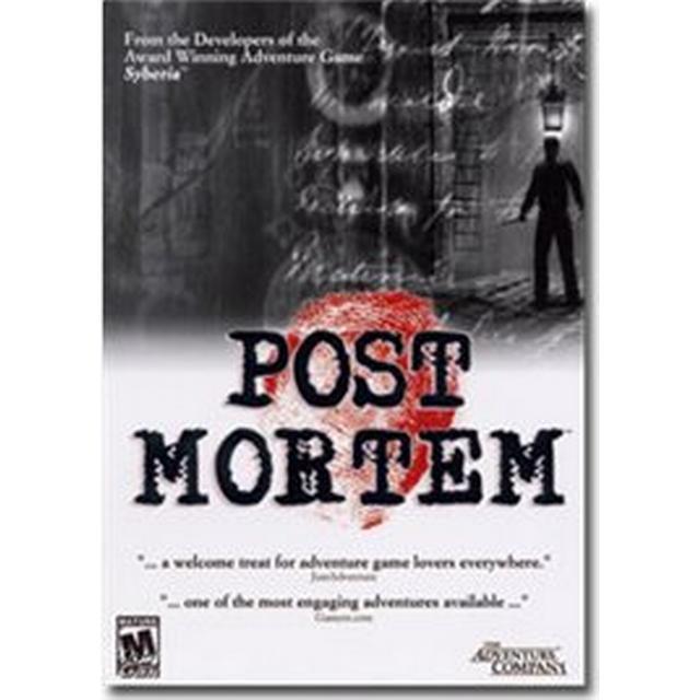 Post Mortem: The White Case