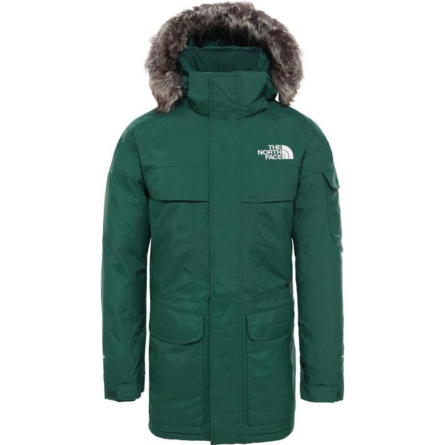 The North Face McMurdo Parka - Night Green