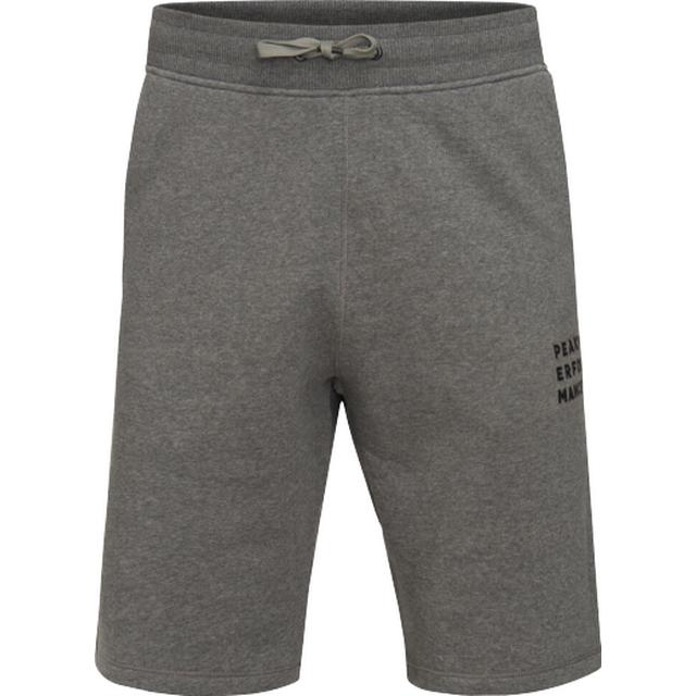 Peak Performance Ground Shorts - Grey Melange