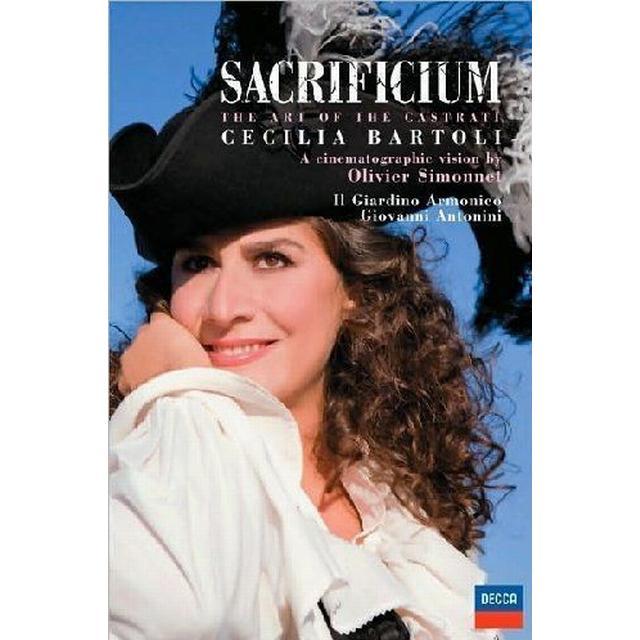 Sacrificium The Art Of Castrati (DVD)