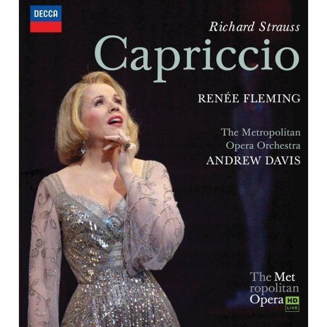 Capriccio Bluray (Blu-Ray)