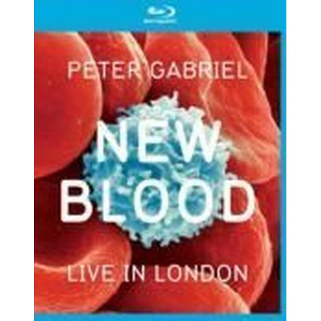 New Blood Live In London (Blu-Ray)