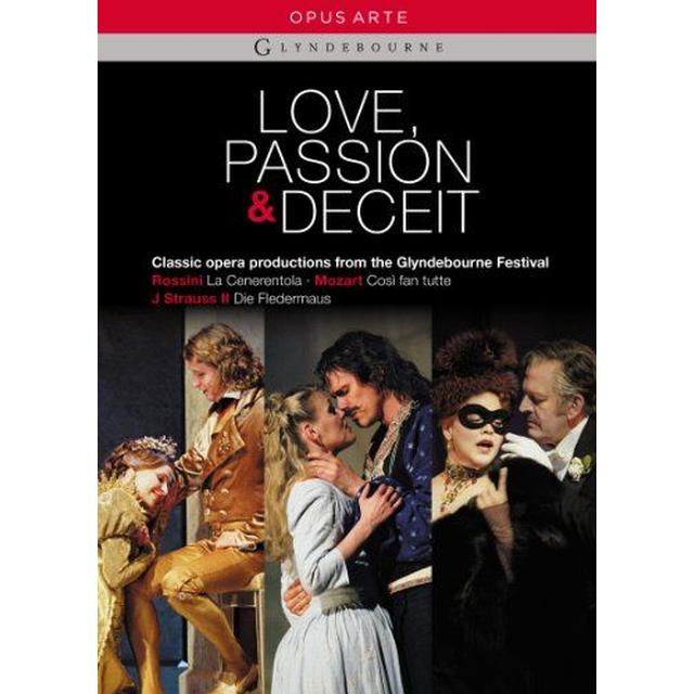 Love Passion & Deceit (DVD)