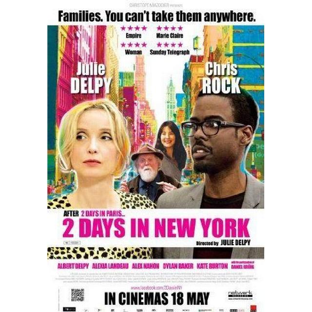 Two Days In New York (DVD)