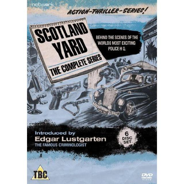 Scotland Yard The Complete Series (DVD)