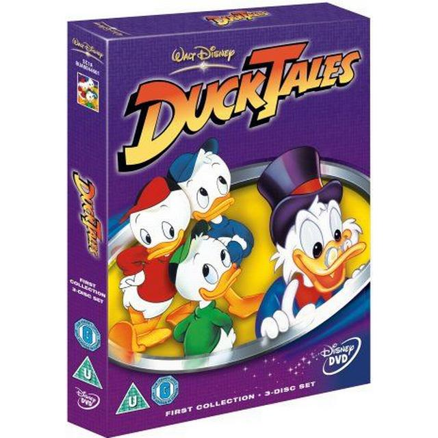 Ducktales - Collection 1 (3-disc)