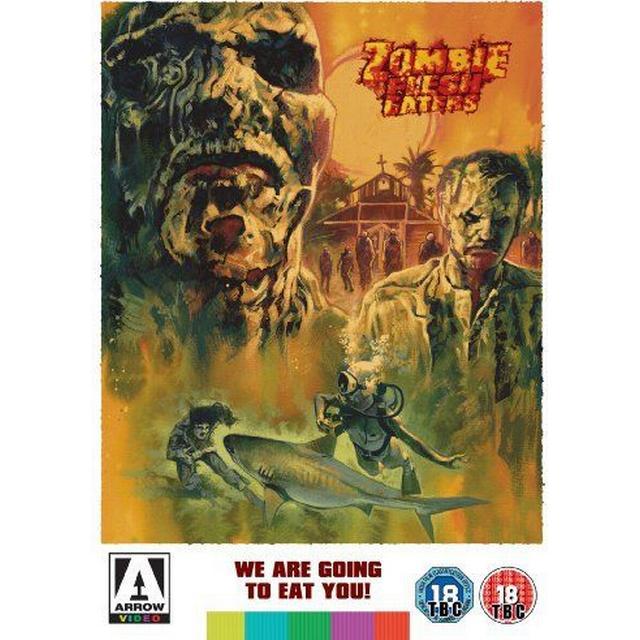 Zombie Flesh Eaters (DVD)