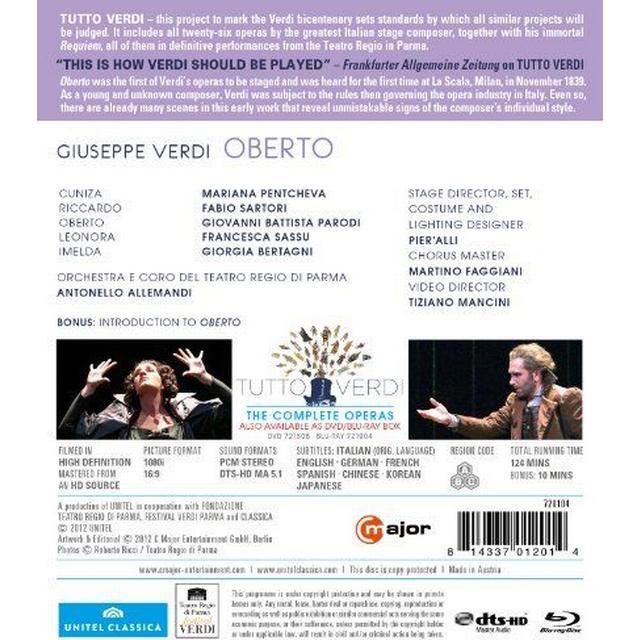 Oberto (Blu-Ray)