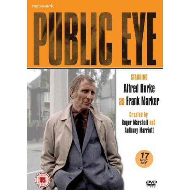 Public Eye - The Complete Series (DVD)