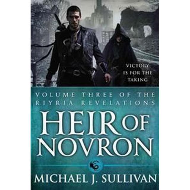 Heir of Novron (Häftad, 2012)