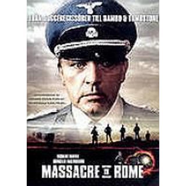 Massacre In Rome (DVD)