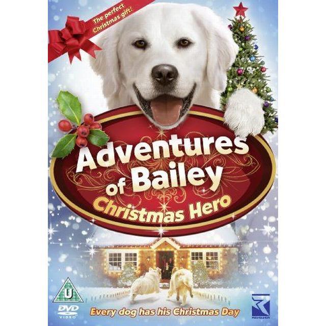 Adventures Of Bailey - The Christmas Hero (DVD)