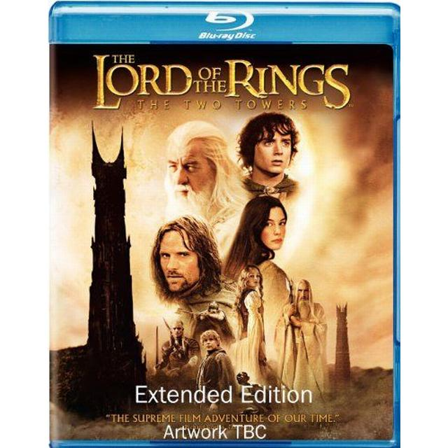 Lord Of The Rings The Two Towers - Extended Cut (Blu-Ray)